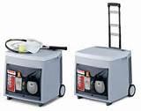 LPG portable refrigerator